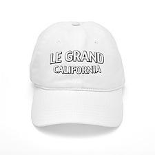 Le Grand CA Baseball Cap
