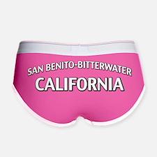 San Benito-Bitterwater CA Women's Boy Brief