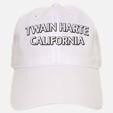 Twain Harte CA Baseball Baseball Cap