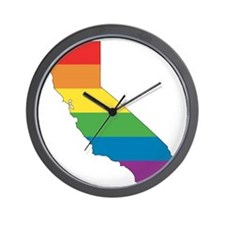 gaycali Wall Clock