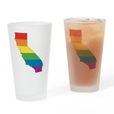 gaycali Drinking Glass