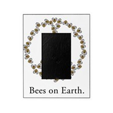 Bees on Earth (Peace) Picture Frame