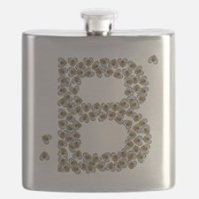 B (made of bees) Flask