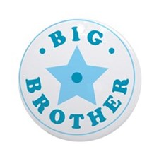 bigbrother2 Round Ornament