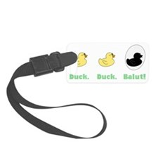 duckduckbalut Luggage Tag