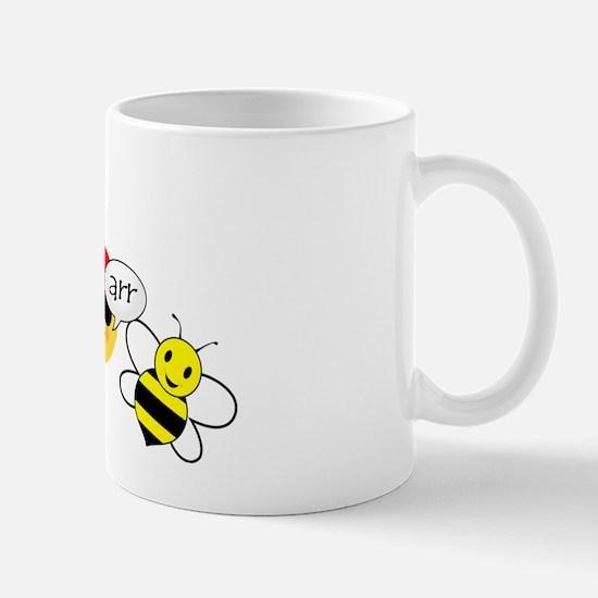 bee arr bee (hi-res) Mug