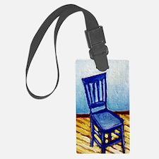 bluechairjournal Luggage Tag