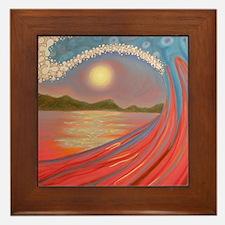 rojogrande Framed Tile