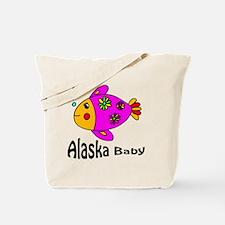 Alaska Baby copy (1) Tote Bag