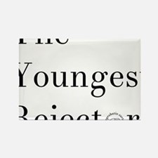 YoungestRejector Rectangle Magnet