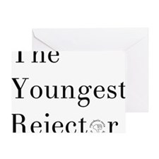 YoungestRejector Greeting Card