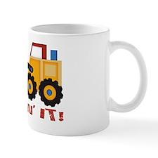 DigginIt_red Mug