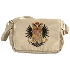 German Coat of Arms Wappen Kaiser Jo Messenger Bag