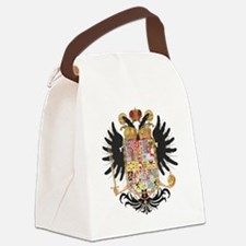 German Coat of Arms Wappen Kaiser Canvas Lunch Bag