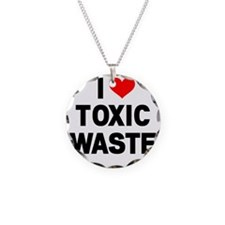 I-Heart-Toxic-Waste Necklace