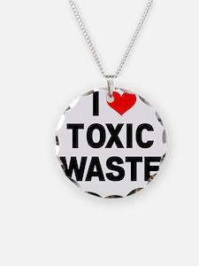 I-Heart-Toxic-Waste Necklace