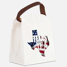 Texas Tea 1 Canvas Lunch Bag