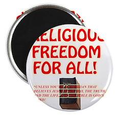 RELIGIOUSTOL Magnet