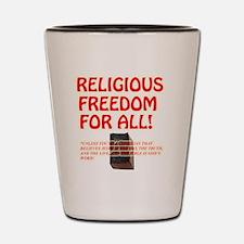RELIGIOUSTOL Shot Glass