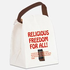 RELIGIOUSTOL Canvas Lunch Bag