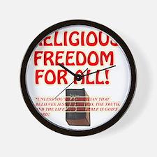 RELIGIOUSTOL Wall Clock