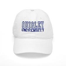 QUIGLEY University Baseball Cap