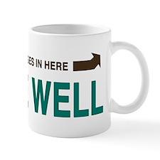 Iced Coffee ShakeWell - TEMPLATESIZE Mug