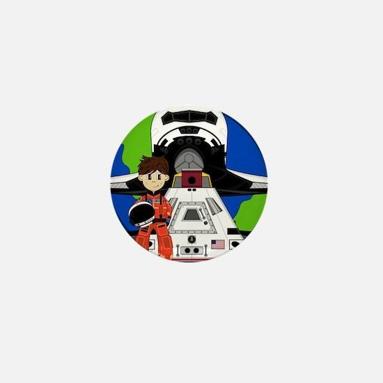 Spaceman Pad4 Mini Button