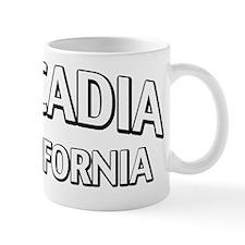 Arcadia CA Mug