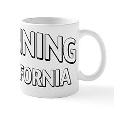 Banning CA Mug