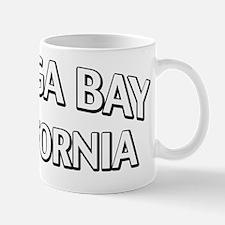 Bodega Bay CA Mug