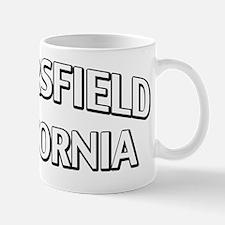 Bakersfield CA Mug