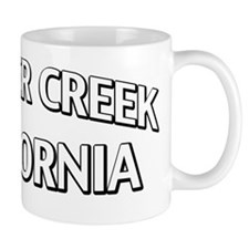 Boulder Creek CA Mug