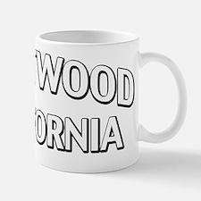 Brentwood CA Mug