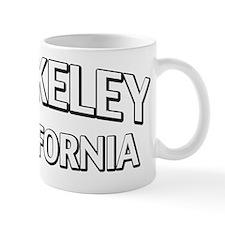 Berkeley CA Mug
