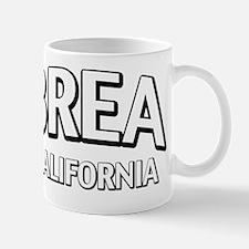Brea CA Mug
