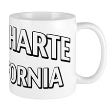 Bret Harte CA Small Mug