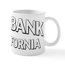 Burbank CA Mug