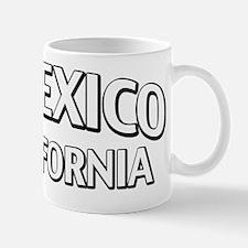 Calexico CA Mug