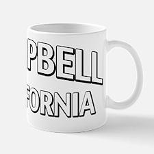 Campbell CA Mug