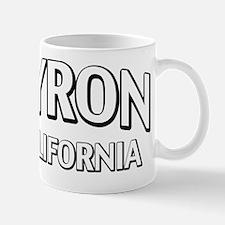 Byron CA Mug