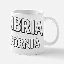 Cambria CA Mug