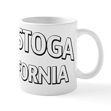 Calistoga CA Mug