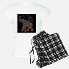 ganesha1-blk Pajamas