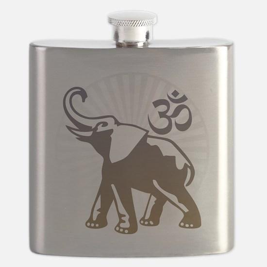 ganesha1-lightbg Flask