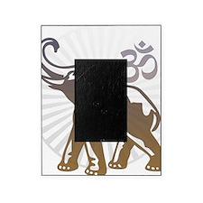 ganesha1-darkbg Picture Frame