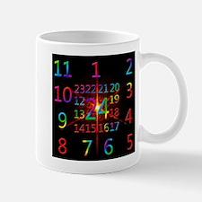 Advent Calendar Mugs