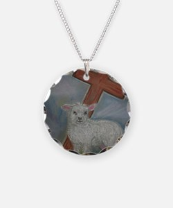 The Lamb of God Necklace