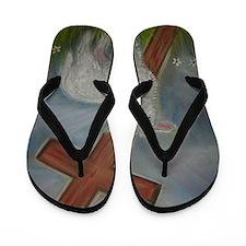 The Lamb of God Flip Flops
