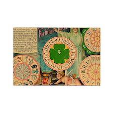fortune teller  Rectangle Magnet
